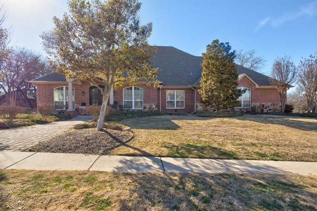 2202 Springwood Lane, Weatherford, TX 76087 (MLS #14521928) :: The Chad Smith Team