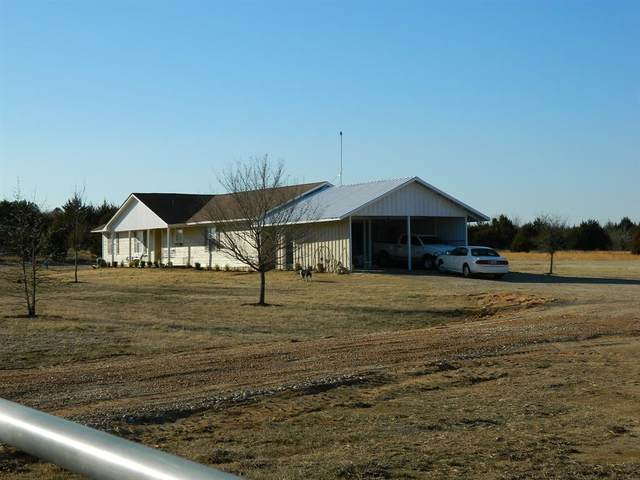 1184 W Fm 1753, Bonham, TX 75418 (MLS #14521989) :: Jones-Papadopoulos & Co