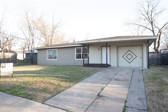 1744 N Sharon Street, Arlington, TX 76010 (MLS #14521999) :: Robbins Real Estate Group