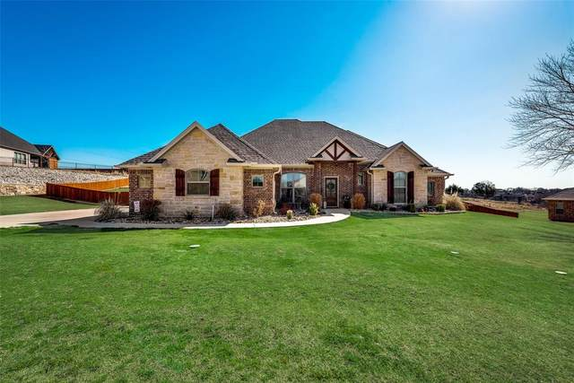 3704 Little Oak Lane, Weatherford, TX 76087 (MLS #14522021) :: The Tierny Jordan Network