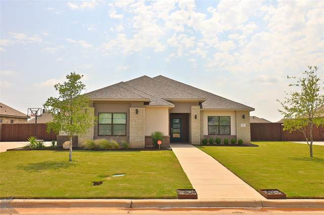 6633 Summerwood Trail, Abilene, TX 79606 (MLS #14522040) :: Jones-Papadopoulos & Co