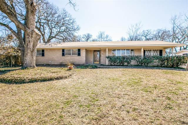 1461 Lexington Drive, Corsicana, TX 75110 (MLS #14522063) :: The Kimberly Davis Group