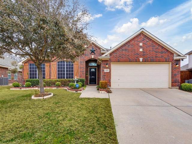 12312 Angel Food Lane, Fort Worth, TX 76244 (MLS #14522066) :: Robbins Real Estate Group