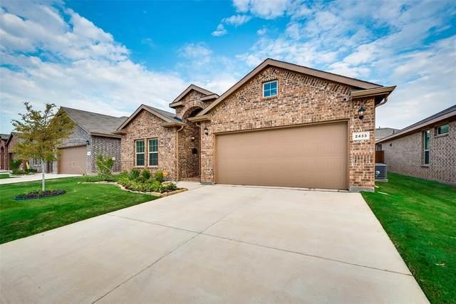 2433 Clay Creek Lane, Fort Worth, TX 76177 (MLS #14522078) :: The Kimberly Davis Group