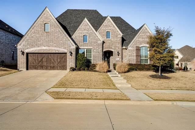 361 Booker Court, Prosper, TX 75078 (MLS #14522094) :: The Star Team | JP & Associates Realtors