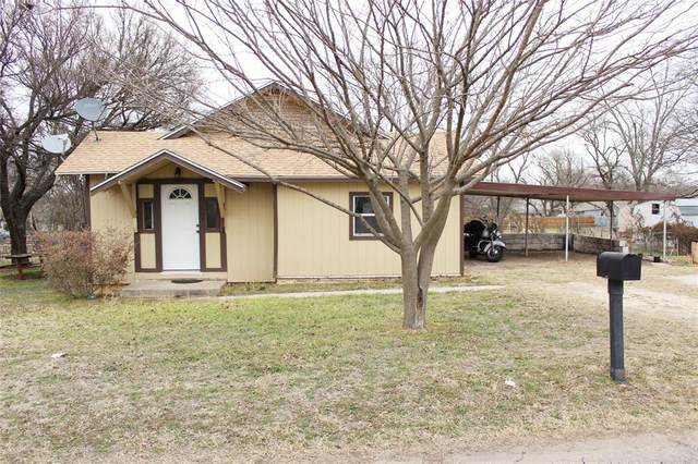 625 S Lillian Street, Stephenville, TX 76401 (MLS #14522097) :: Real Estate By Design