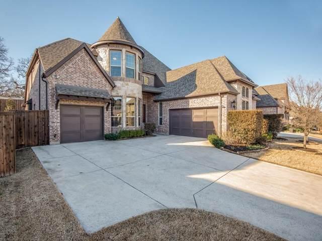 1055 Lavon Drive, Grapevine, TX 76051 (MLS #14522116) :: Jones-Papadopoulos & Co