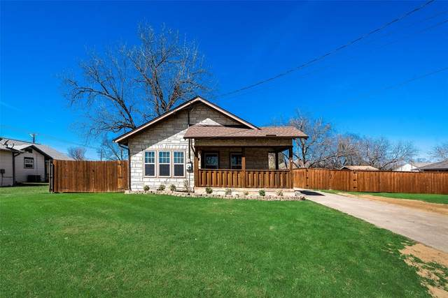 304 E Belknap Street, Ennis, TX 75119 (MLS #14522144) :: Maegan Brest | Keller Williams Realty