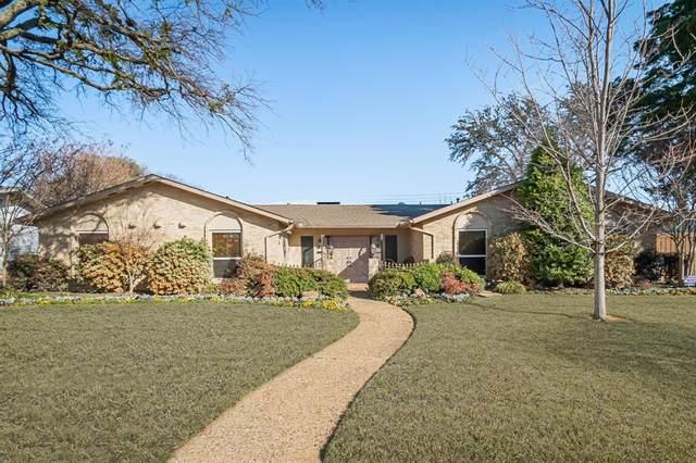 3955 Boca Bay Drive, Dallas, TX 75244 (MLS #14522145) :: The Kimberly Davis Group