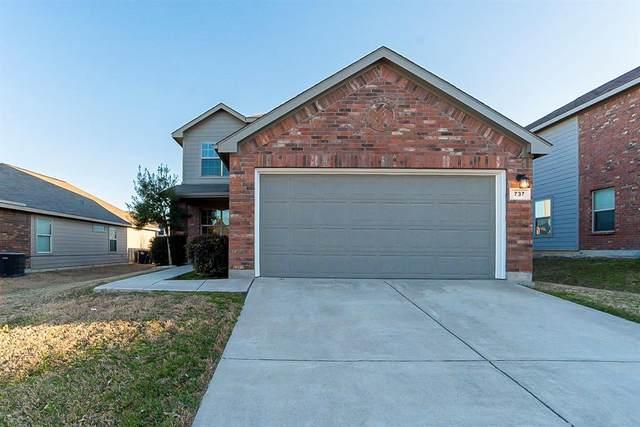 737 Santa Rosa Drive, Fort Worth, TX 76052 (MLS #14522155) :: The Kimberly Davis Group