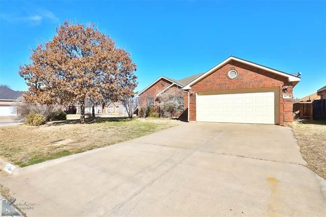 6674 Picadilly Street, Abilene, TX 79606 (MLS #14522162) :: Jones-Papadopoulos & Co