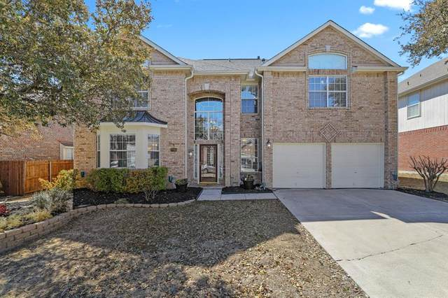 7705 Marble Canyon Court, Fort Worth, TX 76137 (MLS #14522173) :: The Property Guys