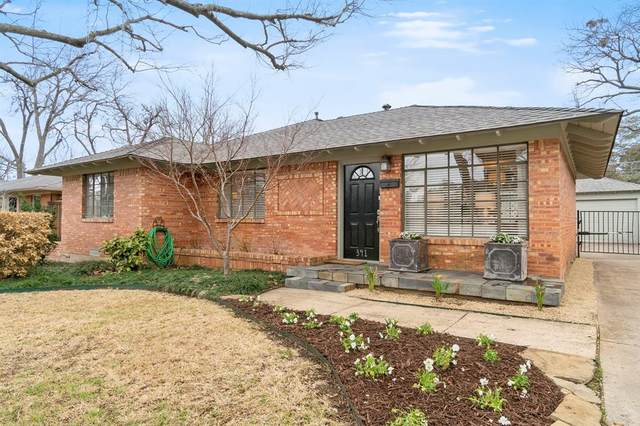 341 Classen Drive, Dallas, TX 75218 (MLS #14522197) :: The Kimberly Davis Group