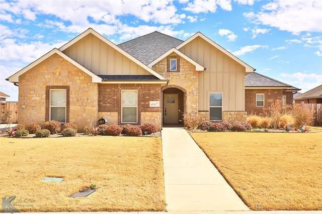 6717 Summerwood Trail, Abilene, TX 79606 (MLS #14522243) :: The Tierny Jordan Network
