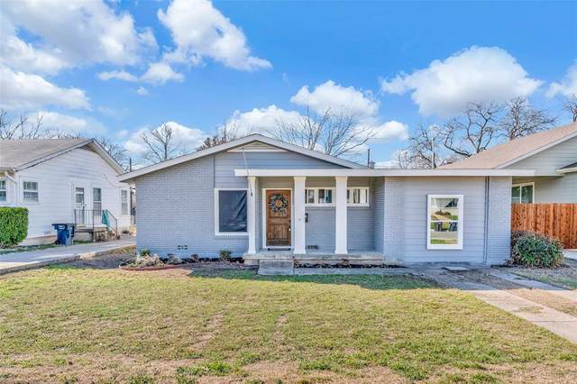 3713 Lafayette Avenue, Fort Worth, TX 76107 (MLS #14522250) :: Jones-Papadopoulos & Co