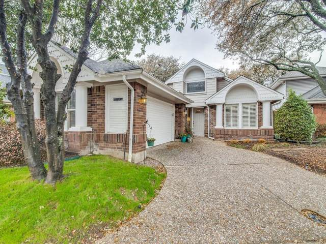 6505 Cypress Lane, Rowlett, TX 75087 (MLS #14522267) :: Craig Properties Group