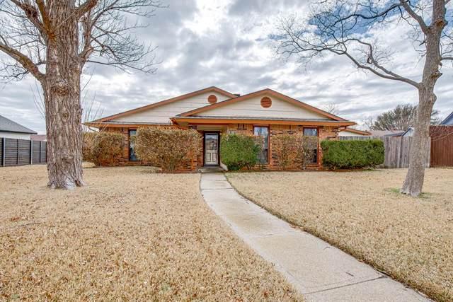 6107 Big Bend Drive, Mesquite, TX 75150 (MLS #14522278) :: The Kimberly Davis Group