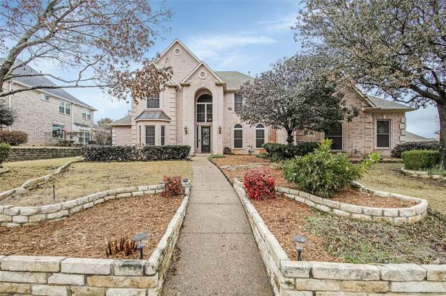 4612 Wildgrove Drive, Flower Mound, TX 75022 (MLS #14522288) :: The Tierny Jordan Network