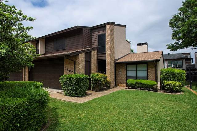 1827 Highbrook Court, Garland, TX 75044 (MLS #14522291) :: Rafter H Realty