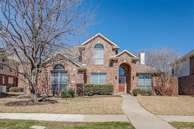 2505 Horseman Drive, Plano, TX 75025 (MLS #14522292) :: Robbins Real Estate Group