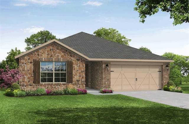 1301 Johnson Drive, Celina, TX 75009 (MLS #14522308) :: The Chad Smith Team