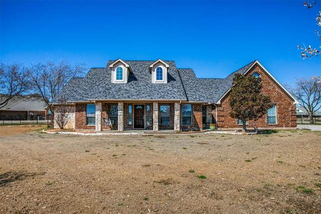 2700 Comanche Moon Drive, Fort Worth, TX 76179 (MLS #14522333) :: All Cities USA Realty