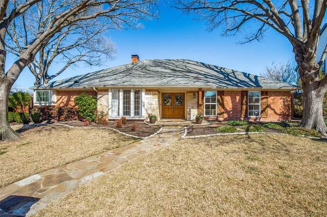 7323 Carta Valley Drive, Dallas, TX 75248 (MLS #14522346) :: The Property Guys