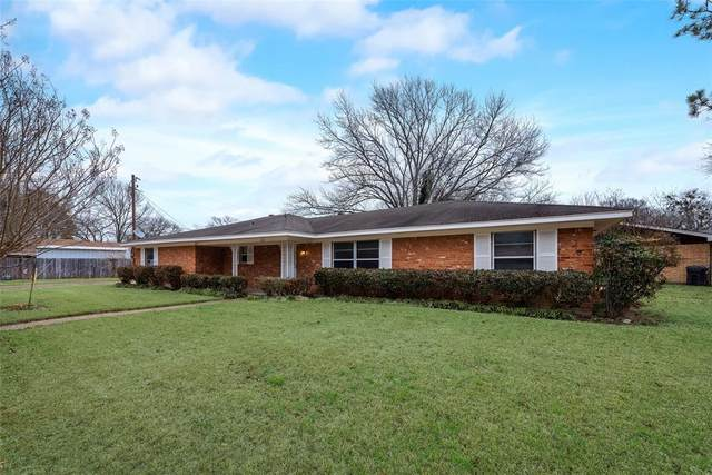 1611 Lexington Drive, Corsicana, TX 75110 (MLS #14522349) :: The Kimberly Davis Group
