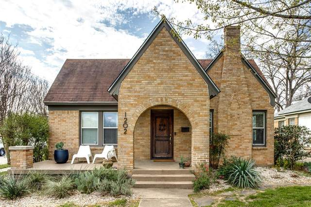 1202 Newport Avenue, Dallas, TX 75224 (MLS #14522374) :: The Barrientos Group