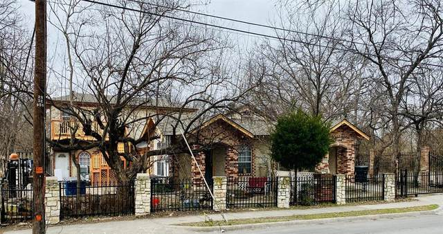 203 N Fitzhugh Avenue, Dallas, TX 75246 (MLS #14522377) :: Maegan Brest | Keller Williams Realty