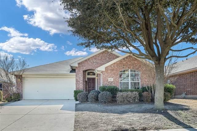 427 Hackberry Drive, Fate, TX 75087 (MLS #14522378) :: Premier Properties Group of Keller Williams Realty