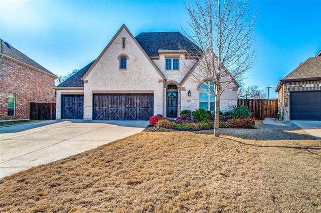 3717 Buckeye Drive, Mckinney, TX 75071 (MLS #14522384) :: The Barrientos Group