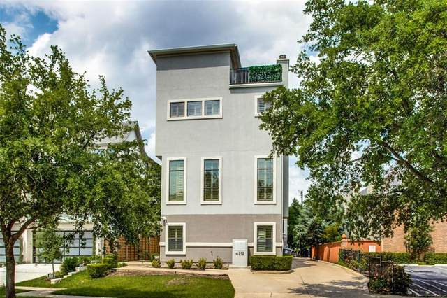 4212 Bowser Avenue D, Dallas, TX 75219 (MLS #14522392) :: Trinity Premier Properties