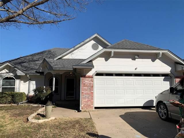 5632 Guadalajara Drive, North Richland Hills, TX 76180 (MLS #14522425) :: The Kimberly Davis Group