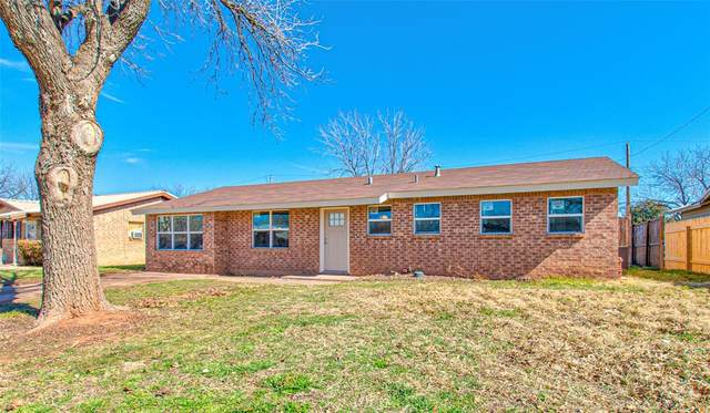 3117 Wenwood Road, Abilene, TX 79606 (MLS #14522432) :: The Barrientos Group