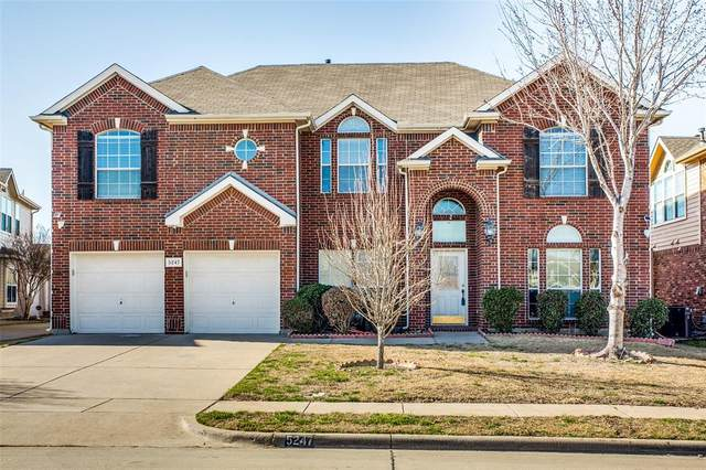 5247 W Cove Way, Grand Prairie, TX 75052 (MLS #14522496) :: The Chad Smith Team