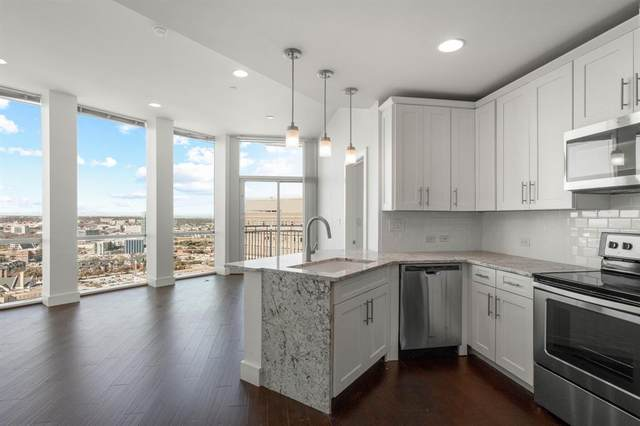 500 Throckmorton Street #1906, Fort Worth, TX 76102 (MLS #14522497) :: Keller Williams Realty