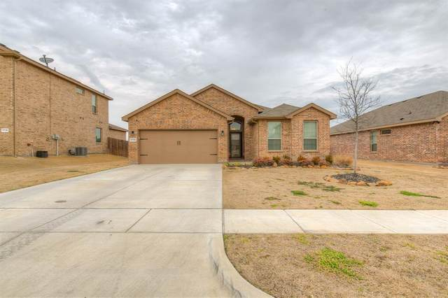 1736 Cross Creek Lane, Cleburne, TX 76033 (MLS #14522541) :: All Cities USA Realty