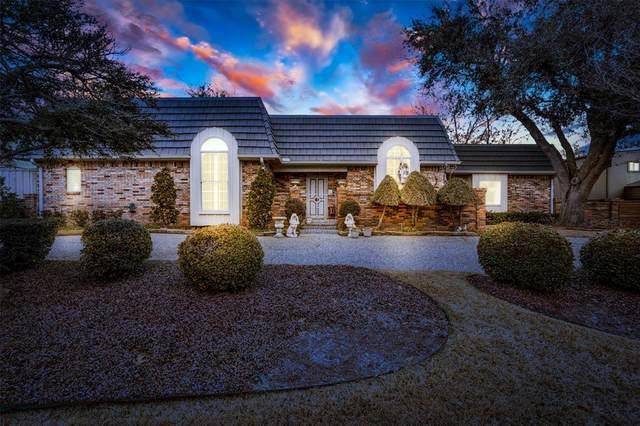 6931 Brookshire Drive, Dallas, TX 75230 (MLS #14522545) :: Team Hodnett