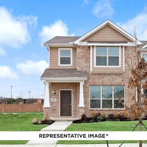 2200 Canongate Drive, Denton, TX 76207 (MLS #14522548) :: Trinity Premier Properties