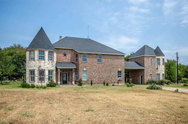 3021 SW County Road 2346, Richland, TX 76681 (MLS #14522558) :: The Mauelshagen Group