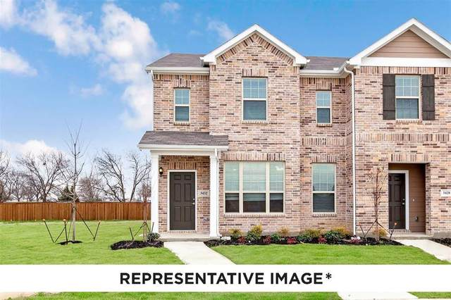 2216 Canongate Drive, Denton, TX 76207 (MLS #14522566) :: The Barrientos Group