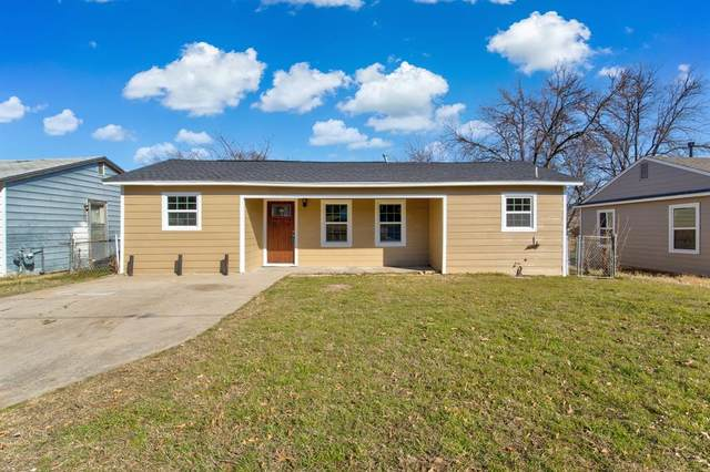 1817 Mccurdy Street, Fort Worth, TX 76104 (MLS #14522568) :: The Kimberly Davis Group