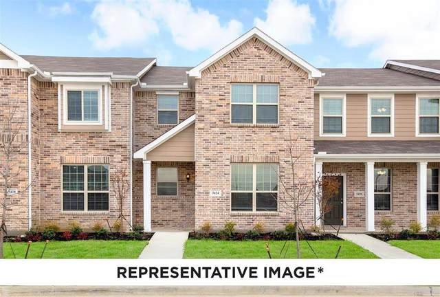 2208 Canongate Drive, Denton, TX 76207 (MLS #14522578) :: Trinity Premier Properties