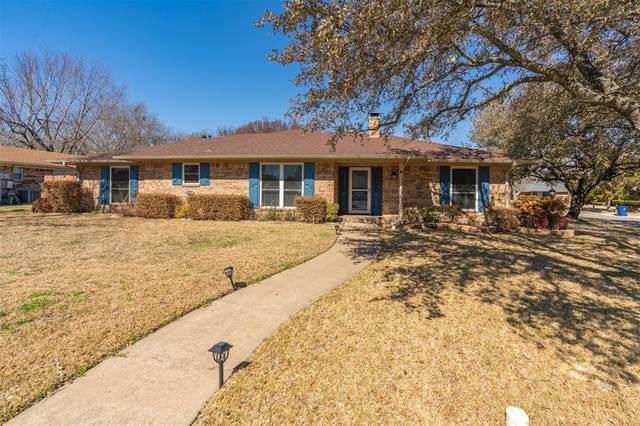 1102 Tanglewood Drive, Greenville, TX 75402 (MLS #14522598) :: Team Tiller