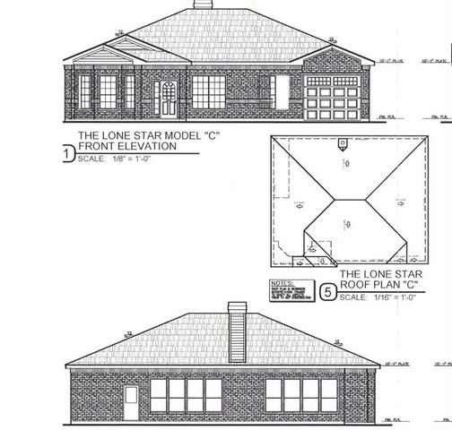 3704 Creek View Drive, Mckinney, TX 75071 (MLS #14522609) :: Team Hodnett