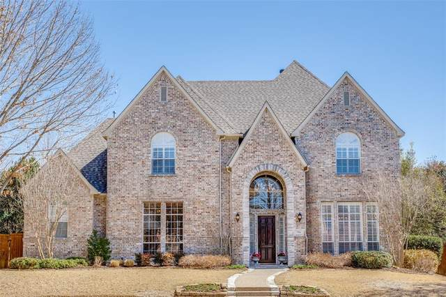706 Beaumont Court, Allen, TX 75013 (MLS #14522611) :: Lisa Birdsong Group | Compass
