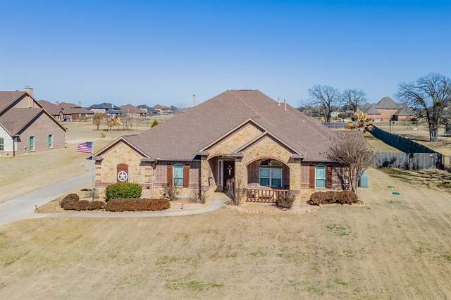 7340 Cabot Estates Drive, Mansfield, TX 76063 (MLS #14522616) :: The Kimberly Davis Group