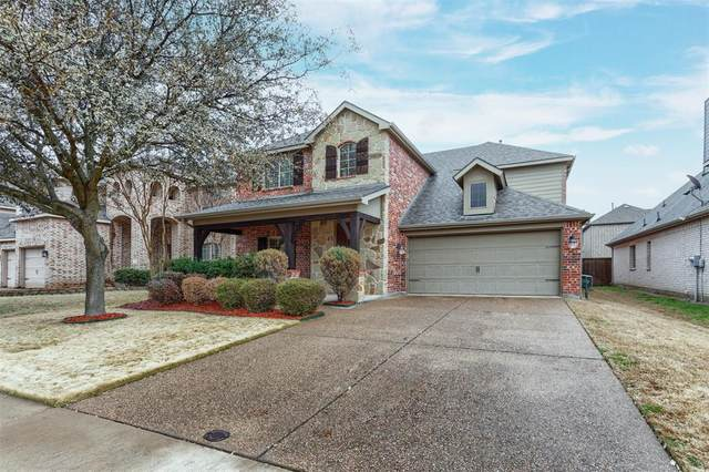 1304 Creek Crest Drive, Mckinney, TX 75071 (#14522630) :: Homes By Lainie Real Estate Group