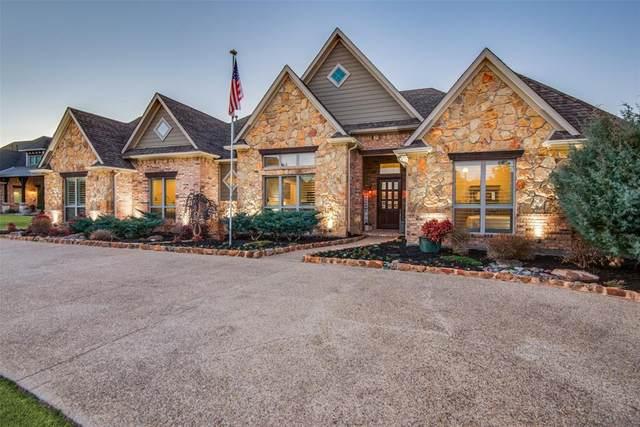 3328 Clubview Drive, Denton, TX 76226 (MLS #14522655) :: The Rhodes Team